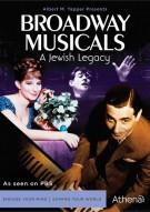 Broadway Musicals: A Jewish Legacy Movie
