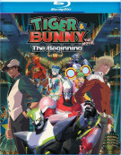 Tiger & Bunny: The Movie - The Beginning Blu-ray