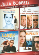 Julia Roberts: 4-Movie Spotlight Series Movie