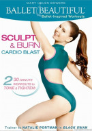 Ballet Beautiful: Sculpt & Burn Cardio Blast Movie