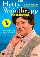 Hetty Wainthropp Investigates: The Complete Third Series (Repackage) Movie