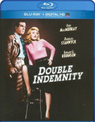 Double Indemnity (Blu-ray + UltraViolet) Blu-ray