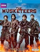 Musketeers, The: Season One Blu-ray