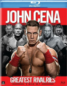 WWE: John Cenas Greatest Rivalries Blu-ray