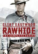 Rawhide: The Complete Series (Repackage) Movie