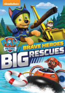 Paw Patrol: Brave Heroes, Big Rescues Movie