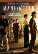 Manhattan: Season Two (DVD + UltraViolet) Movie