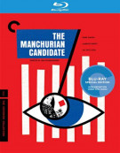 The Manchurian Candidate: The Criterion Collection Blu-ray