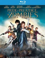 Pride And Prejudice And Zombies (Blu-ray + UltraViolet) Blu-ray