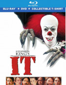 It (Blu-ray + DVD + Collectable T-Shirt) Blu-ray