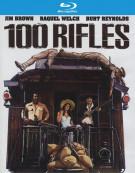 100 Rifles Blu-ray