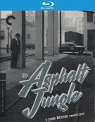 Asphalt Jungle, The Blu-ray