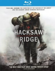 Hacksaw Ridge (4K Ultra HD + Blu-ray + UltraViolet) Blu-ray