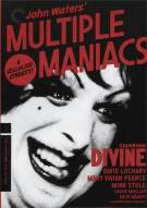 Multiple Maniacs Movie