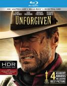 Unforgiven  (4K Ultra HD + Blu-ray + UltraViolet)  Blu-ray