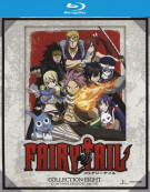 Fairytail: Collection Eight Blu-ray