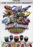Sabans Power Rangers: Dino Super Charge - The Complete Series Movie