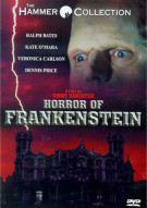 Horror Of Frankenstein Movie
