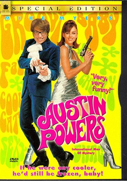 Austin Powers: International Man Of Mystery Movie