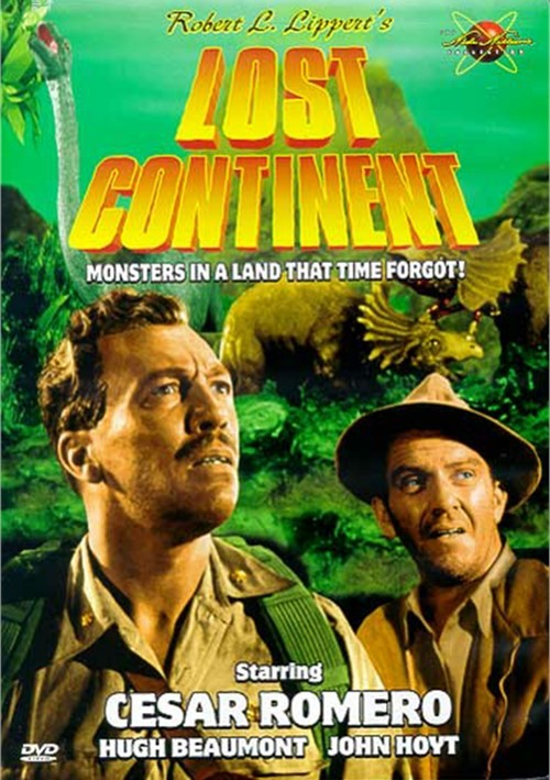 Lost Continent Movie