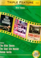 Horror Classics: Triple Feature - Volume 8 Movie