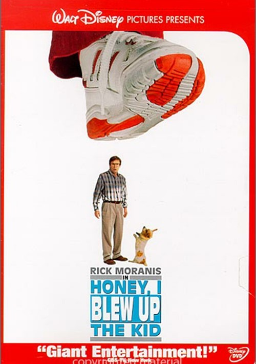 Honey I Blew Up The Kid Movie