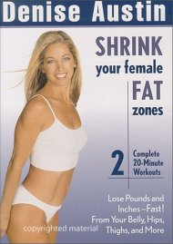 Denise Austin: Shrink Your Female Fat Zones Movie