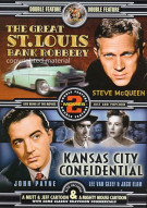 Great St. Louis Bank Robbery, The / Kansas City Confidential (Double Feature) Movie