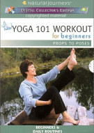 Lilias! Yoga 101 Workout For Beginners: Props To Poses 2 Volume Gift Set Movie