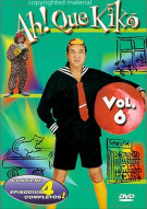 Ah! Que Kiko: Volume 6 Movie