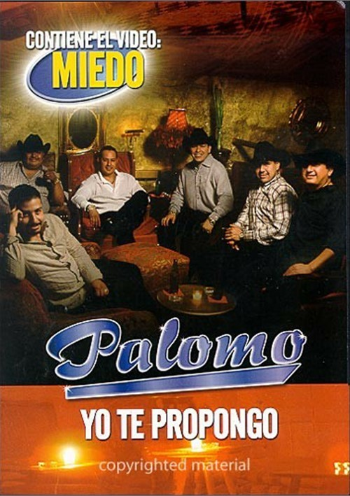 Palomo / Yo Te Propongo: Contiendo El Video Movie