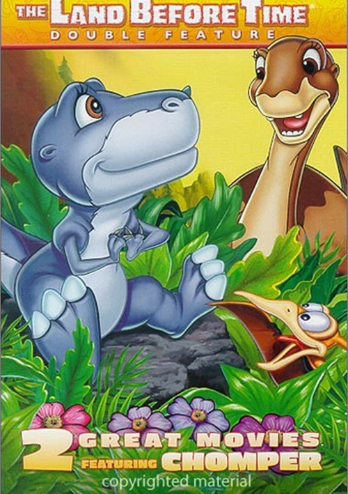 Land Before Time, The: Chomper Double Feature Movie