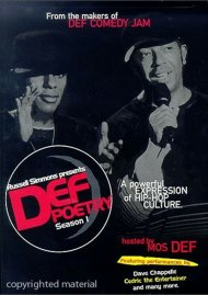 Russell Simmons Presents: Def Poetry Seasons 1 & 2 Movie