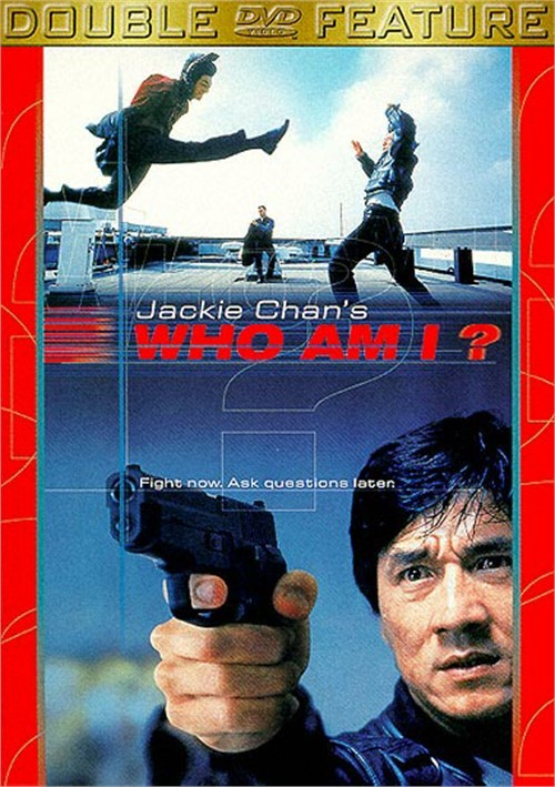 Jackie Chans Who Am I? / Replacement Killers,The Movie