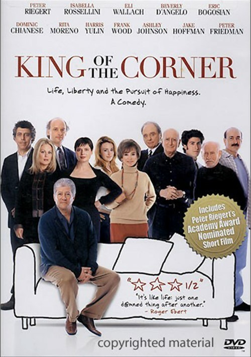 King Of The Corner Movie