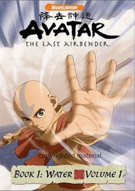 Avatar Book 1: Water - Volume 1 Movie