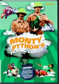 Monty Pythons Flying Circus: DVD 5 Movie