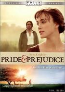 Pride & Prejudice (Fullscreen) Movie