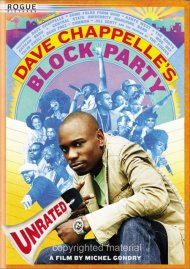 Dave Chappelles Block Party: Unrated (Widescreen) Movie