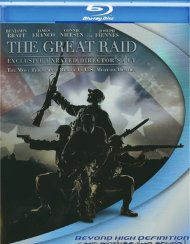 Great Raid, The Blu-ray