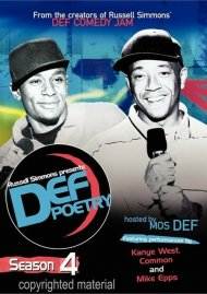 Russell Simmons Presents: Def Poetry - Season 4 Movie
