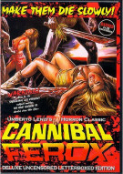Cannibal Ferox Movie
