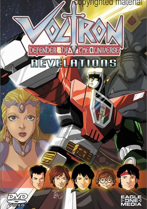 Voltron: Defender Of The Universe - Revelations Movie
