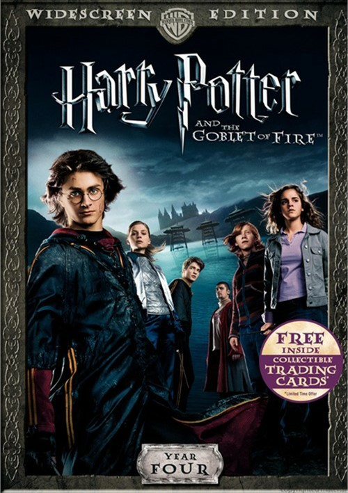 Harry Potter And The Goblet Of Fire (Widescreen) Movie