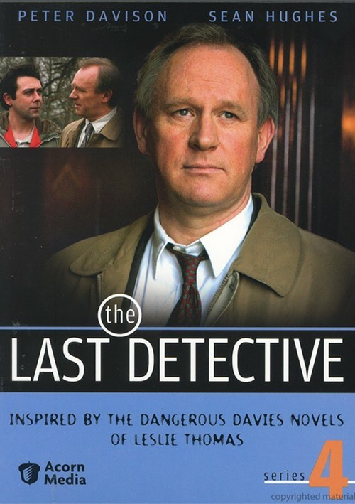Last Detective, The: Series 4 Movie