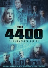 4400, The: The Complete Series Movie