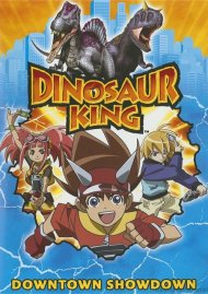 Dinosaur King: Downtown Showdown Movie