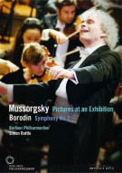 Mussorgsky: Pictures At An Exhibition - Sir Simon Rattle Movie