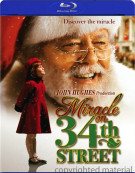 Miracle On 34th Street (1994) Blu-ray