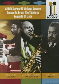 Jazz Icons: Collection IV (With Bonus Disc) Movie